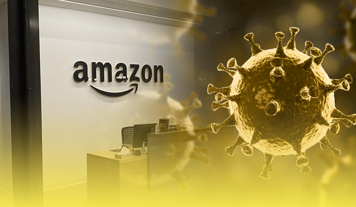 Amazon to hire one lac additional warehouse & delivery workers
