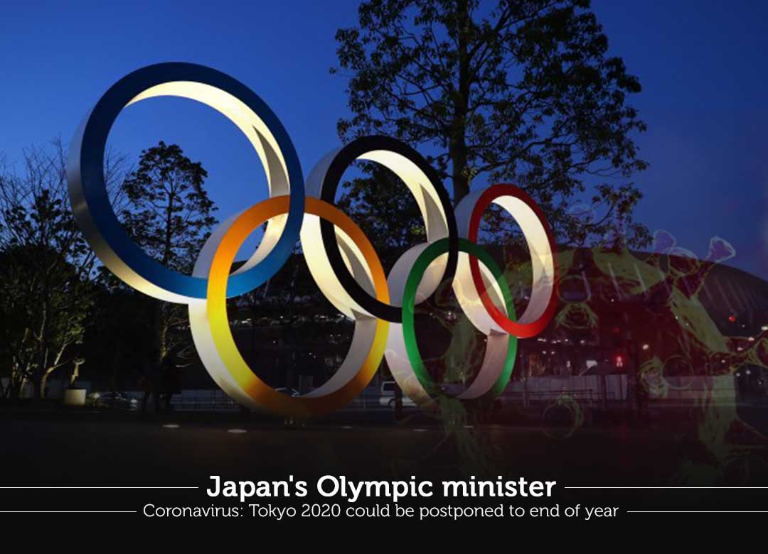 2020 Tokyo Games could be postponed to end of the year by Japan's Olympic minister