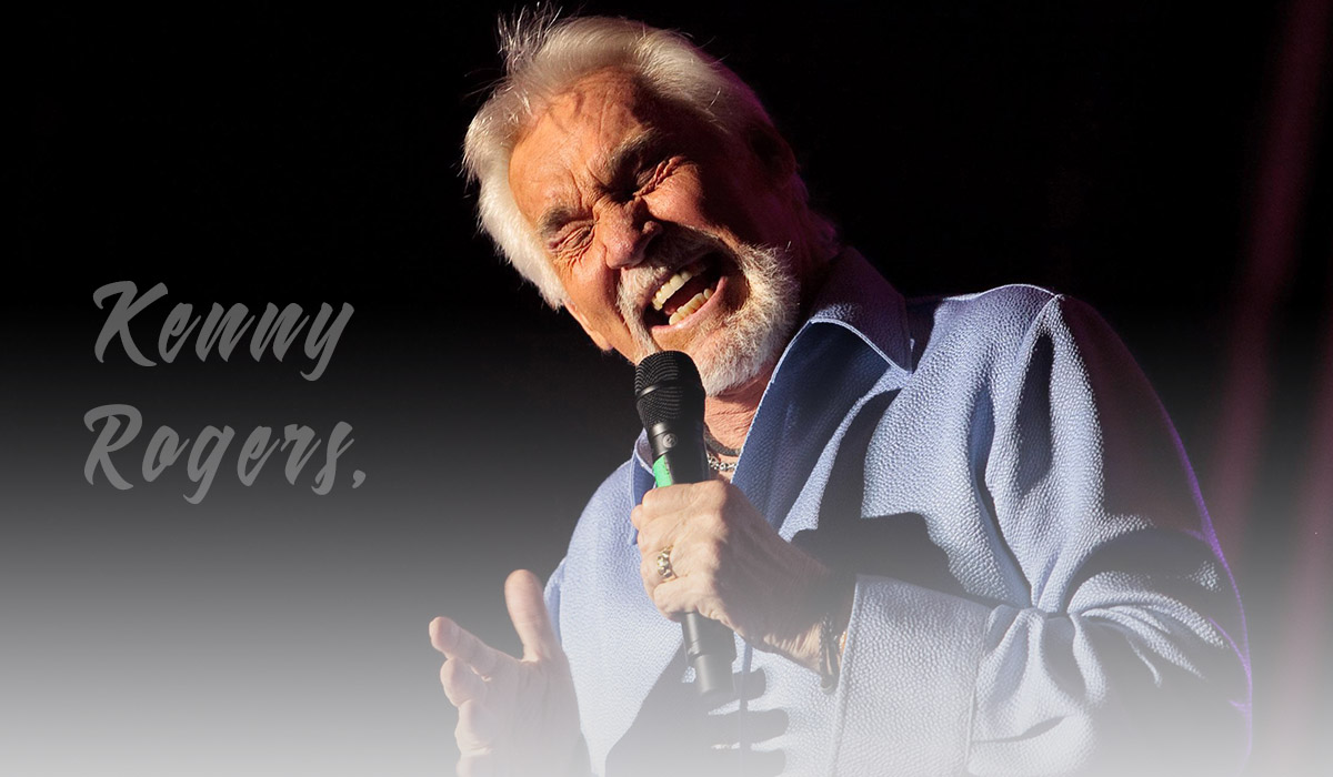 Country Music Star, Kenny Rogers passed away at 81
