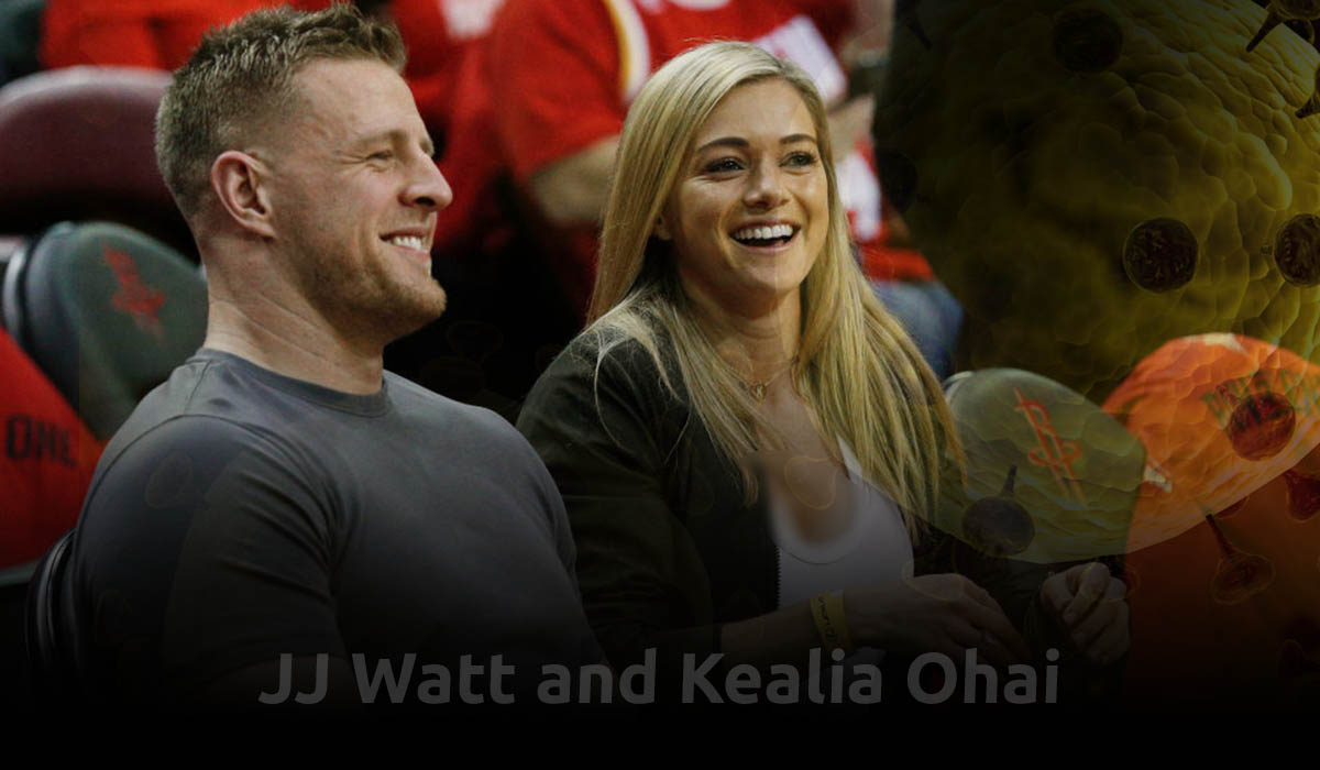 JJ Watt and his wife donate $350,000 to foodbank amid COVID-19