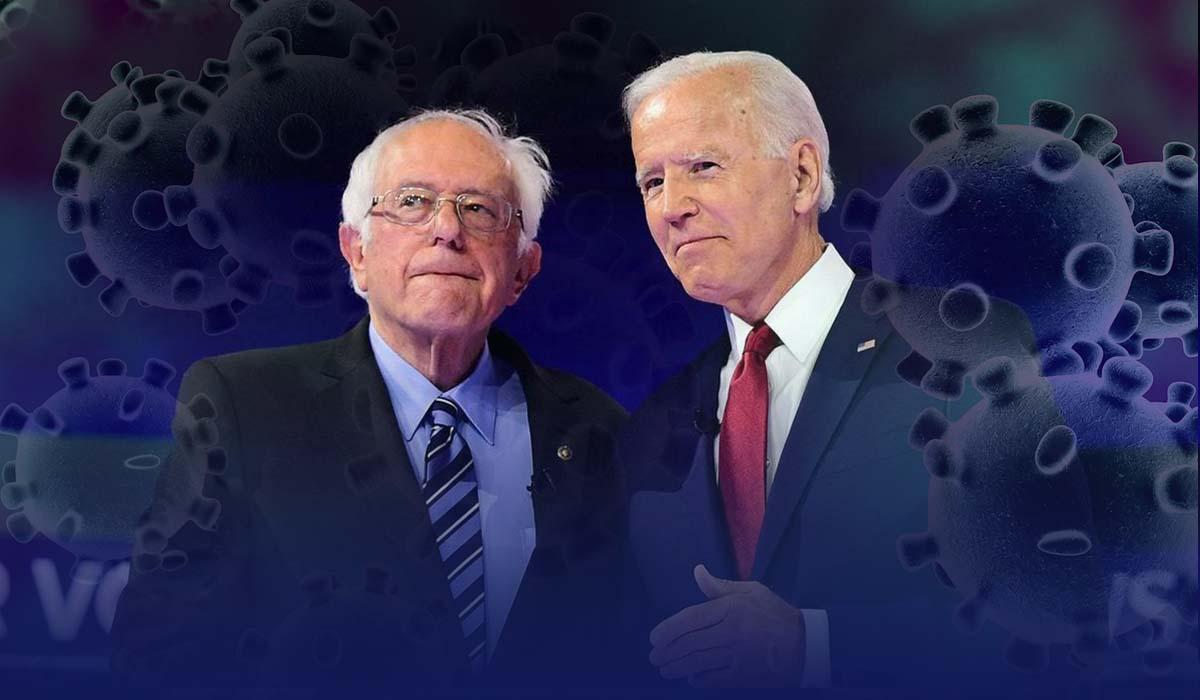 Primaries go forward in three big states despite coronavirus, as Biden looks to shut out Sanders