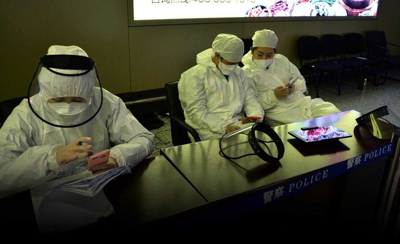 Beijing strengthen grip over COVID-19 Research