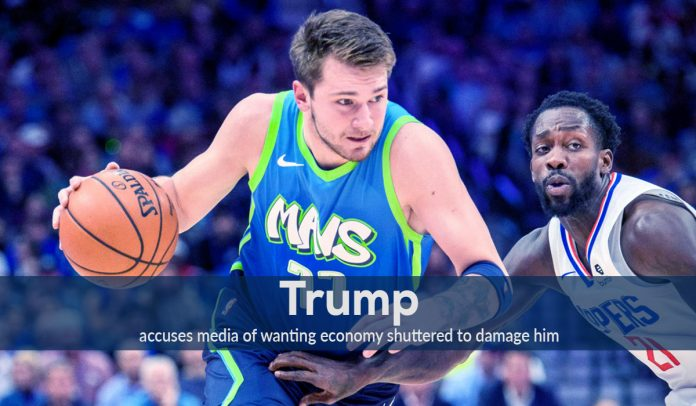 The NBA might face billions of loss this season amid COVID-19
