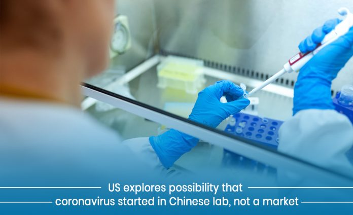 US to discover the possibility that coronavirus may start in Chinese Lab