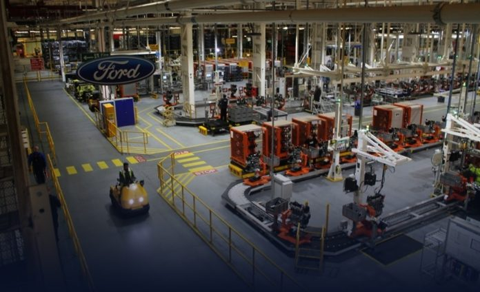 Two Ford plants suspended production as workers test positive for Coronavirus