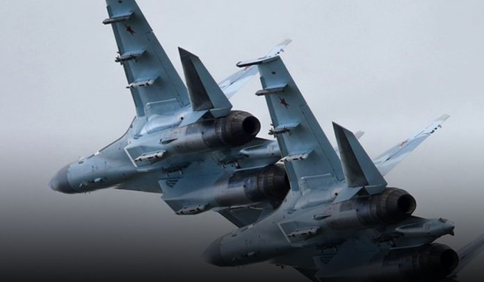 American military accused Russian aircraft of insecure aerial attacks