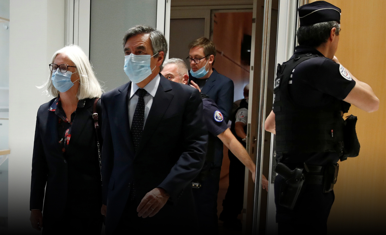 Former Prime Minister of France imprisoned for 5 years