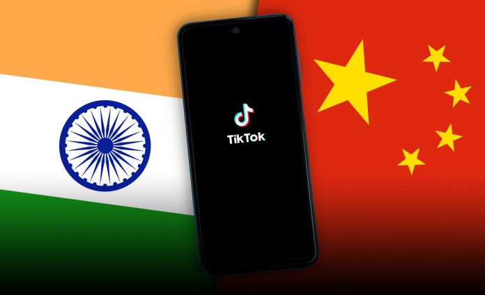 TikTok restricted in India as tensions esclating with China