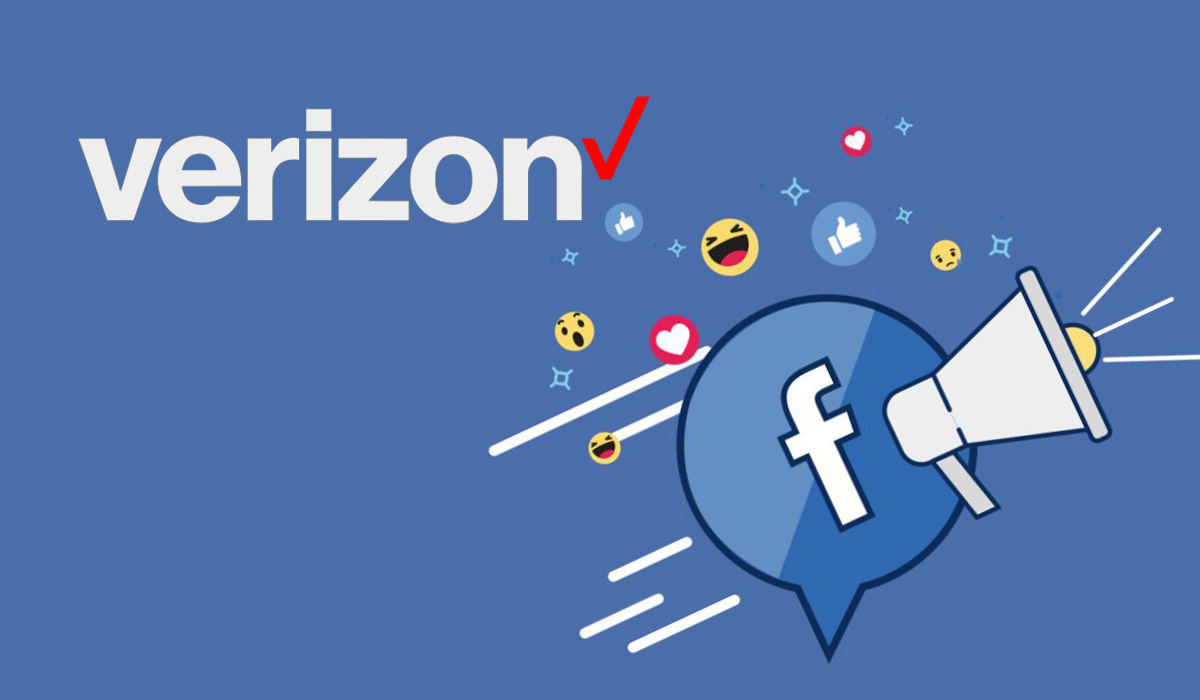 Verizon is extracting its advertising from Facebook