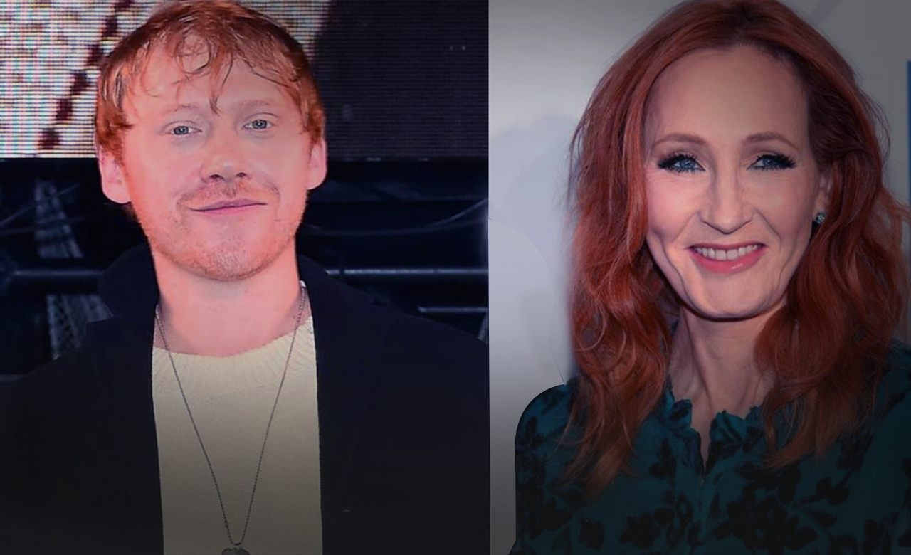 """Rupert Grint from """"Harry Potter"""" franchise respond to J.K Rowling's comments about trans community"""