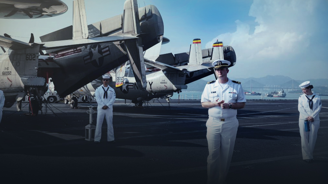 Unied States Navy to push two aircraft carriers to South China Sea