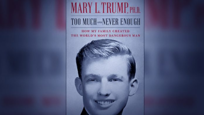 Judge provisionally banned Mary Trump's tell-all book