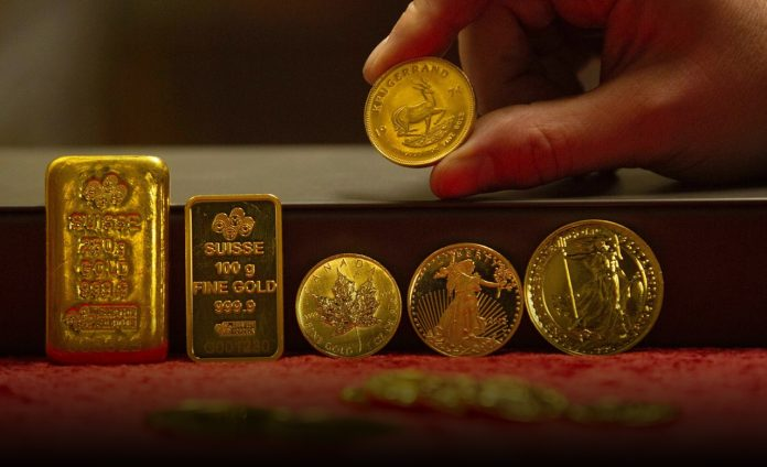 Gold prices touching all-time peak level because of anxious investors