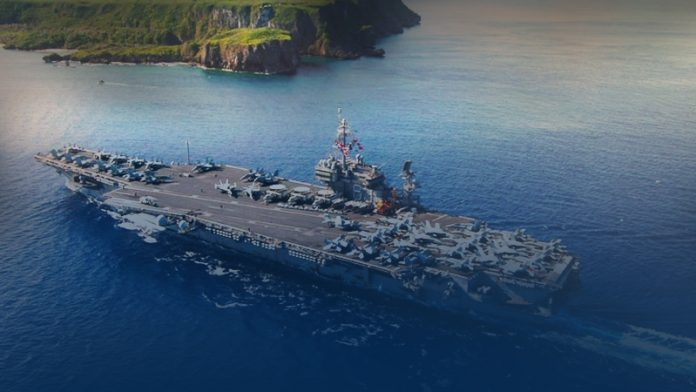 American Navy to push two aircraft carriers to South China Sea