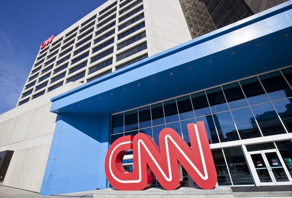 CNN News building