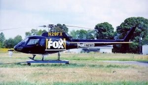 Fox News Helicopter
