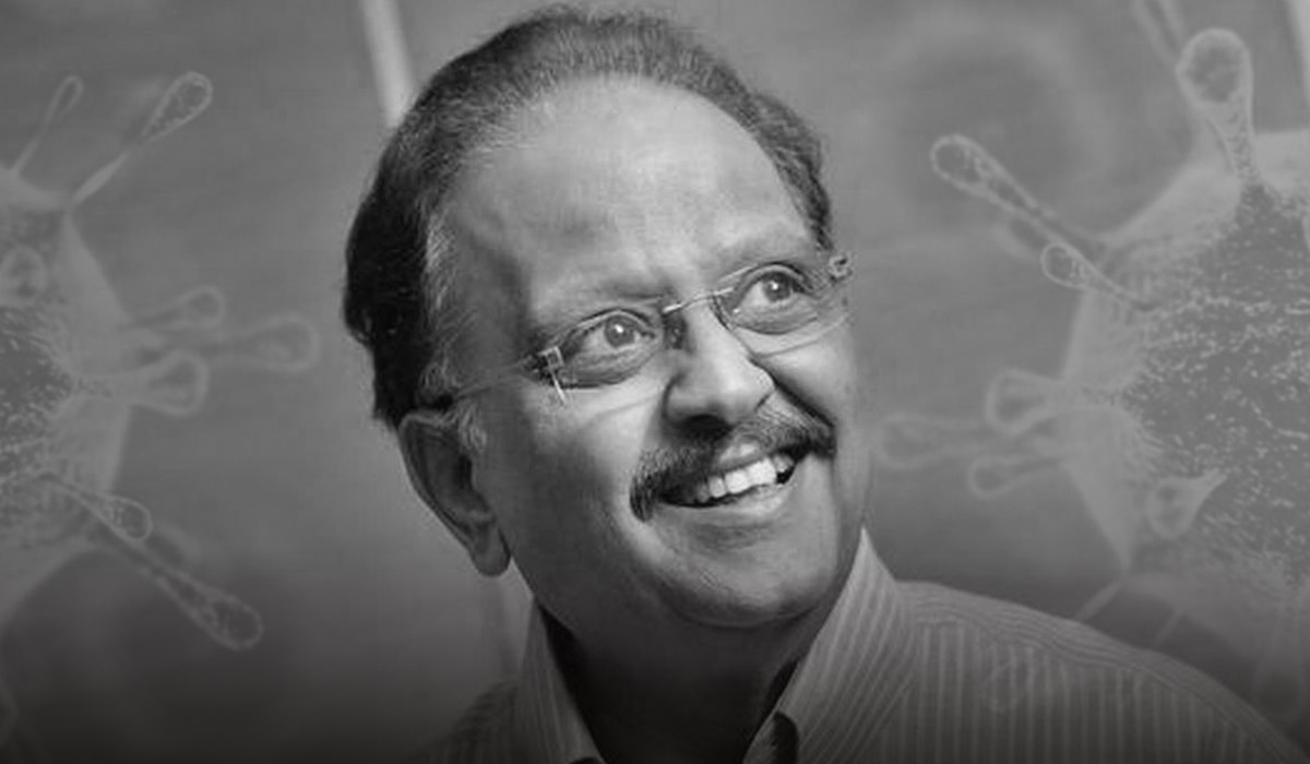 SP Balasubrahmanyam passed away from Coronavirus