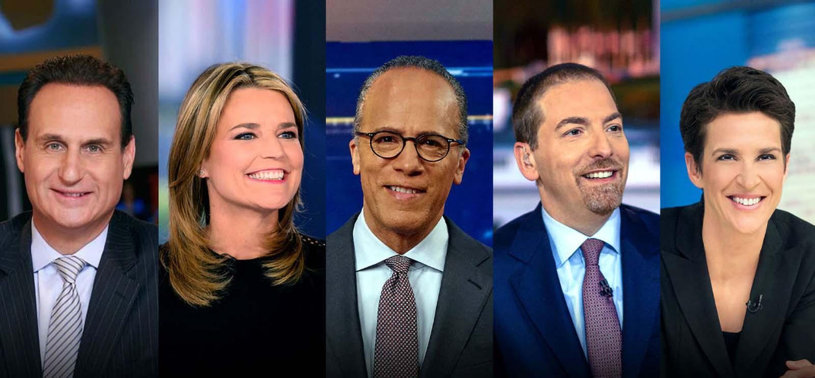 MSNBC Live News Team