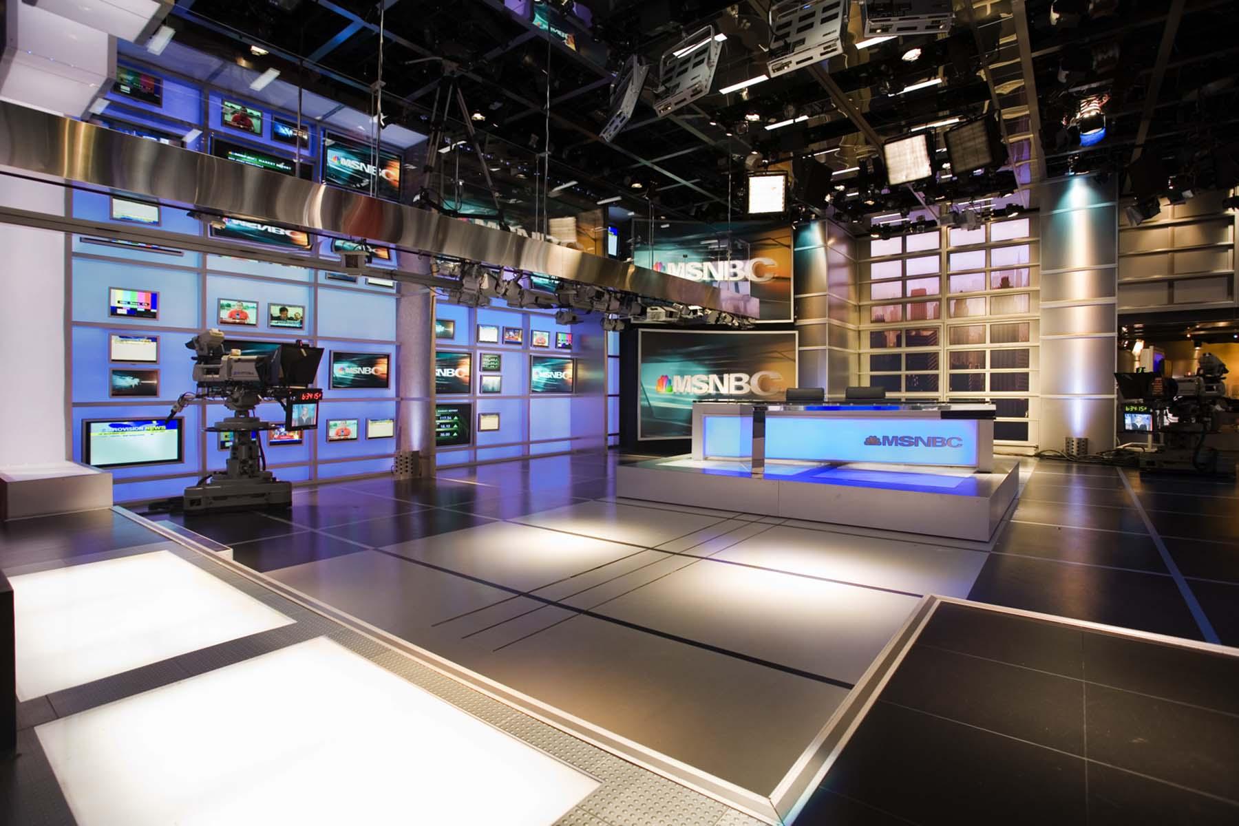 MSNBC live stream Washington News Studio