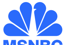 MSNBC international Logo