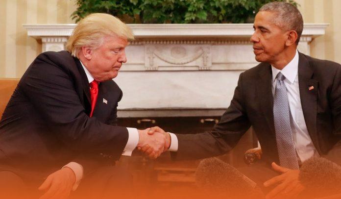 Barack Obama slammed Trump ahead of the final debate
