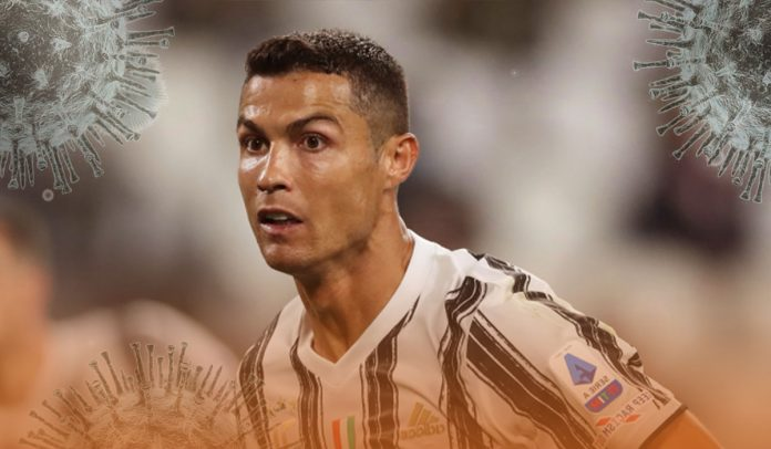 Soccer Star Ronaldo returned to Italy after tested positive for Coronavirus
