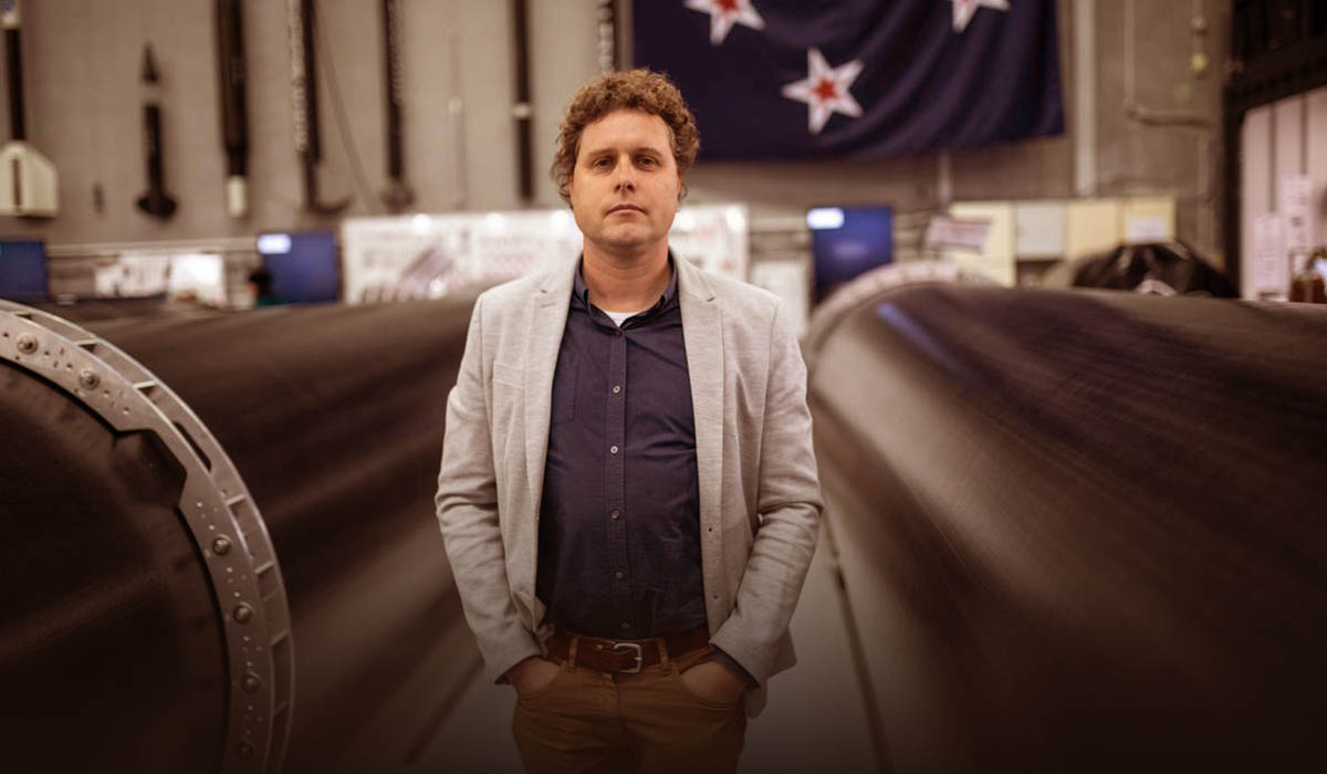 Peter Beck (Rocket Lab CEO) warns that space is getting crowded