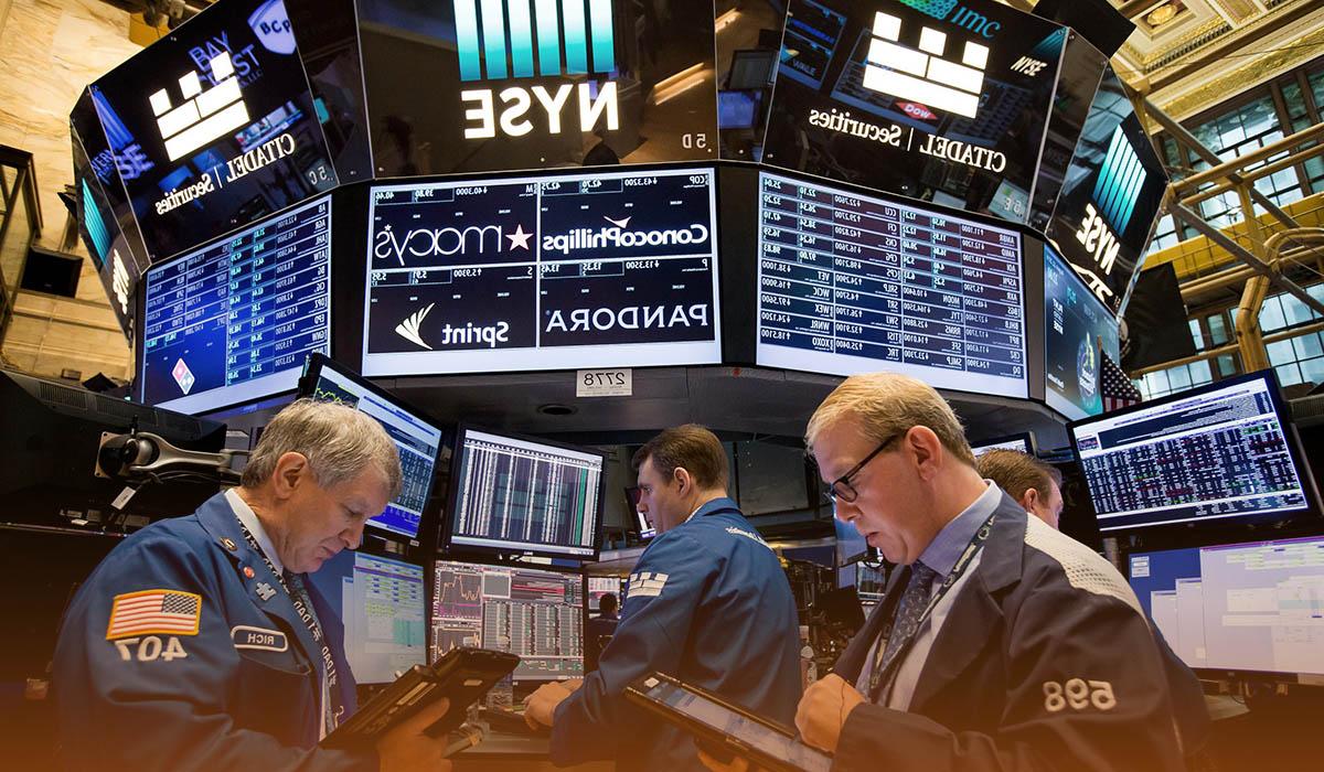 stocks slip amid Trump's positive Coronavirus test
