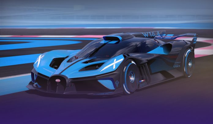 Bugatti introduced its lightest hypercar having ability to top 300 miles/hour