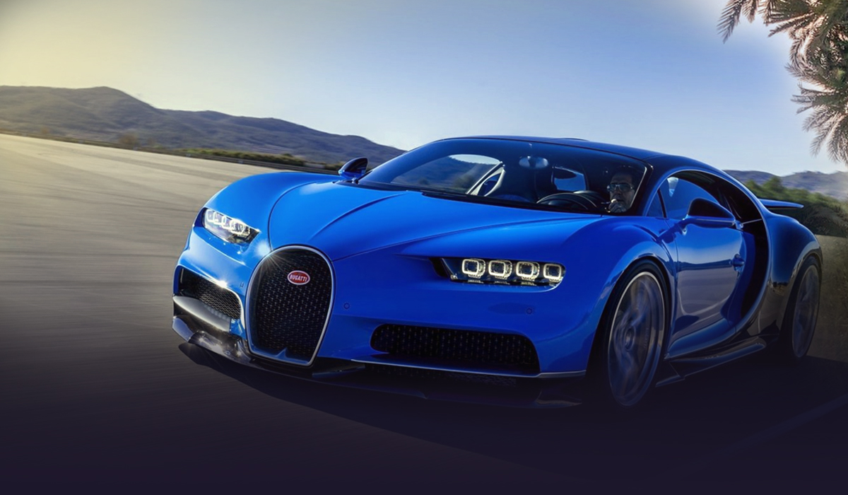 Bugatti came up with its lightest hypercar that can top 300 miles/hour