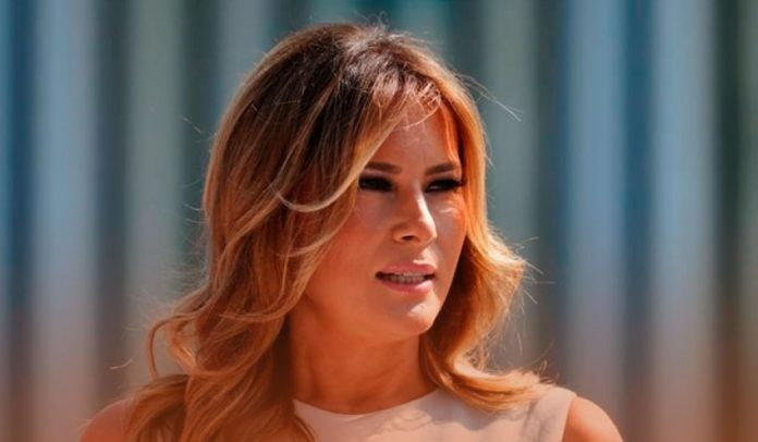Melania Trump didn't meet the upcoming first lady Jill Biden