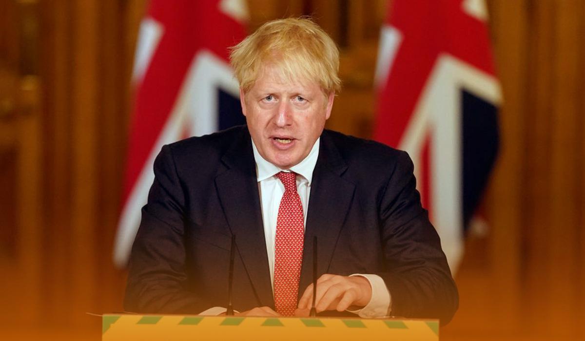 Biden puts pressure on Prime Minister Boris Johnson at Brexit crunch time