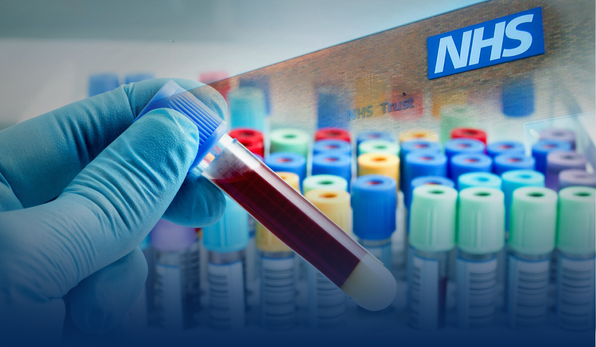 UK to carry blood test that may spot 50 cancer types