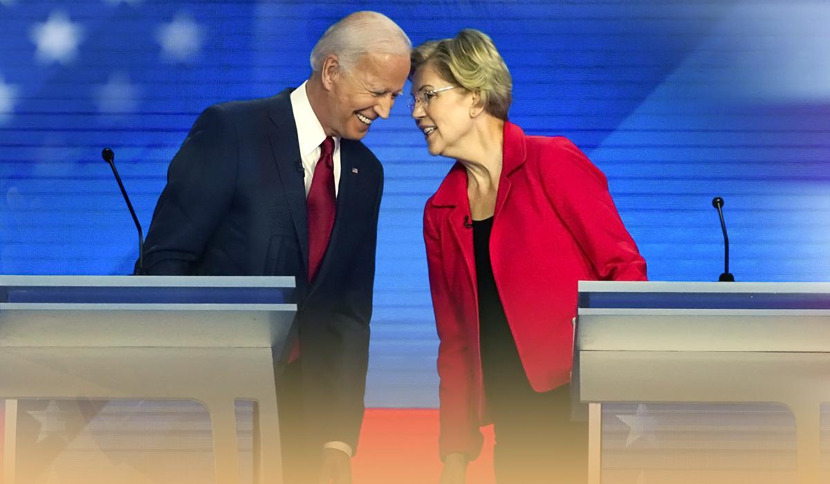 Warren suggests Biden-Harris administration to withdraw student loan debt