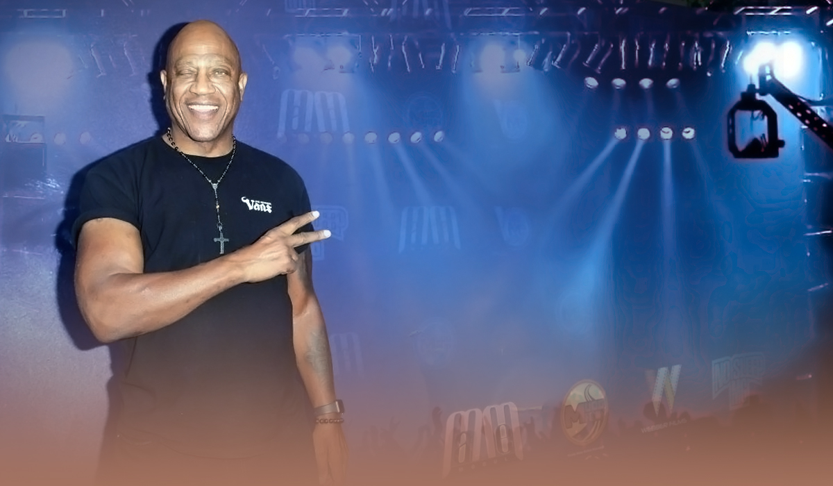 Tommy 'Tiny' Lister has passed away at the age of 62